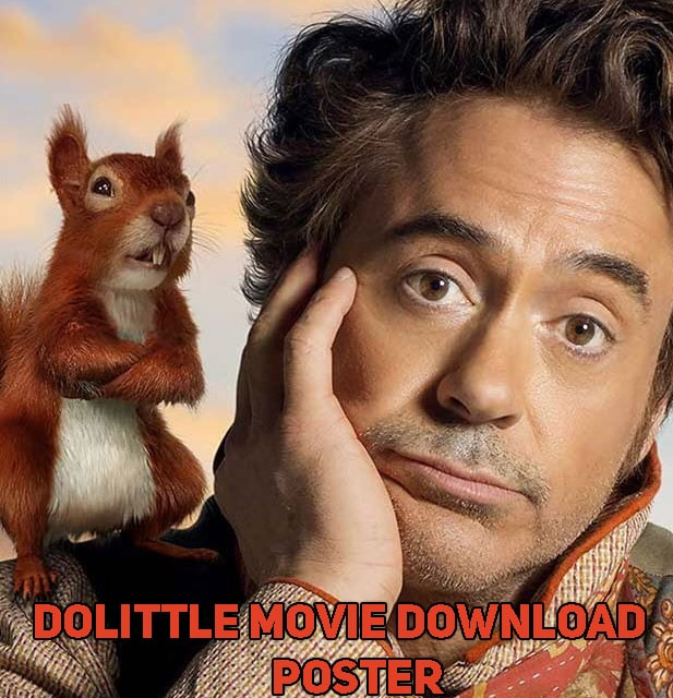 Poster Download HD Free Dollitle Movie