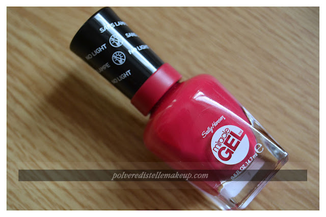 Sally Hansen Miracle Gel 220 Pink Thank