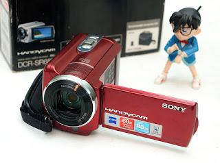 Handycam bekas  - Sony DCR-SR68e