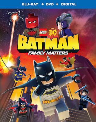Lego Batman Family Matters [2019] [BD25] [Latino]