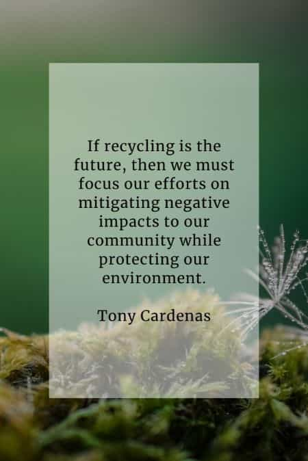 Environment quotes that'll influence protecting the earth