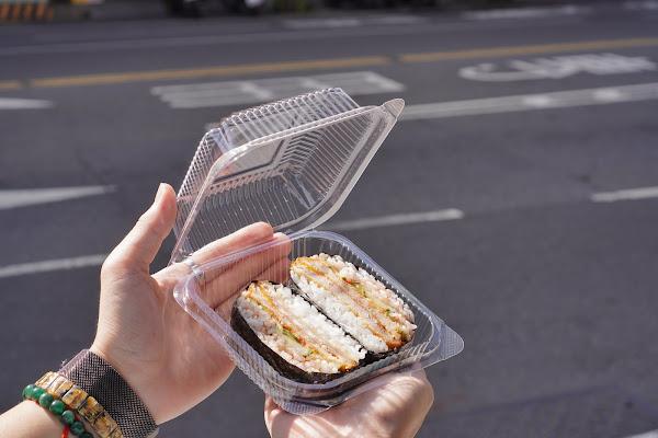 台南東區美食【飯賣集糰】餐點外帶盒介紹