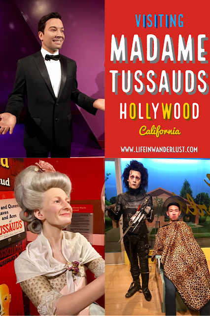 Madame Tussauds Hollywood Review