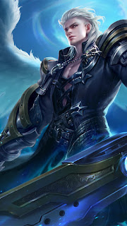 Alucard Child of the Fall Heroes Fighter Assassin of Skins V4