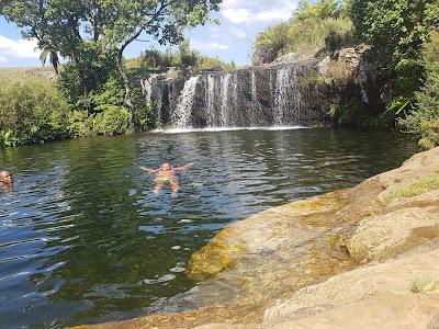 Floating at Mac Mac pools