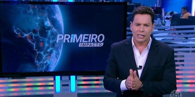 Jornalista bolsonarista do SBT propõe campo de concentração para doentes com coronavírus