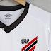 Atlético-PR anuncia novos uniformes e novo escudo