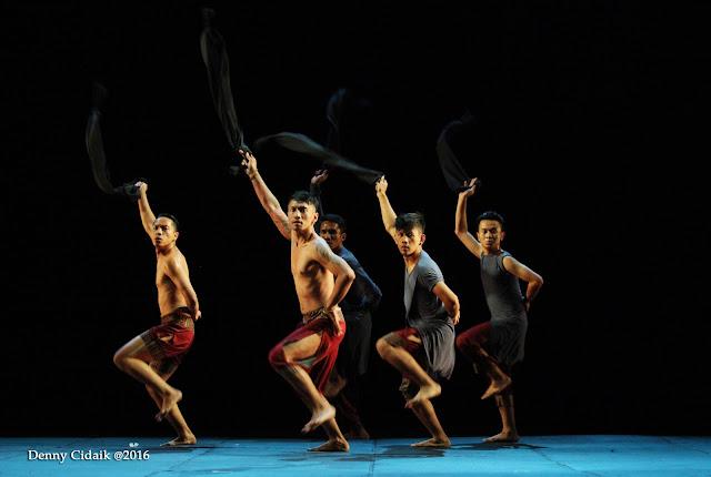 Tari tra.jec.to.ry karya koreografer Eko Supriyanto - teraSeni