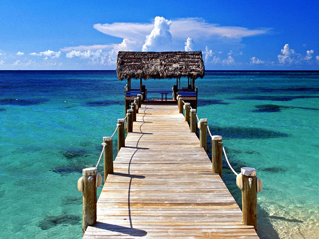 Bahamas Beach House Architectural Designs
