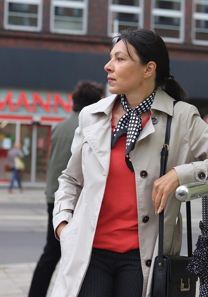 z czym łączyć czerwone ubrania
