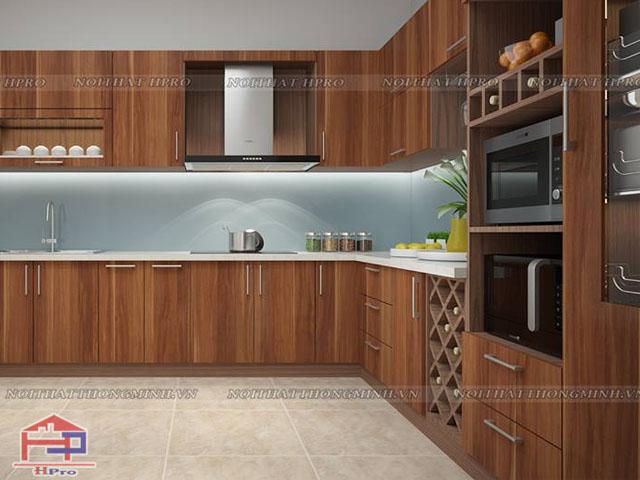 Mẫu thiết kế tủ bếp nhựa laminate-4