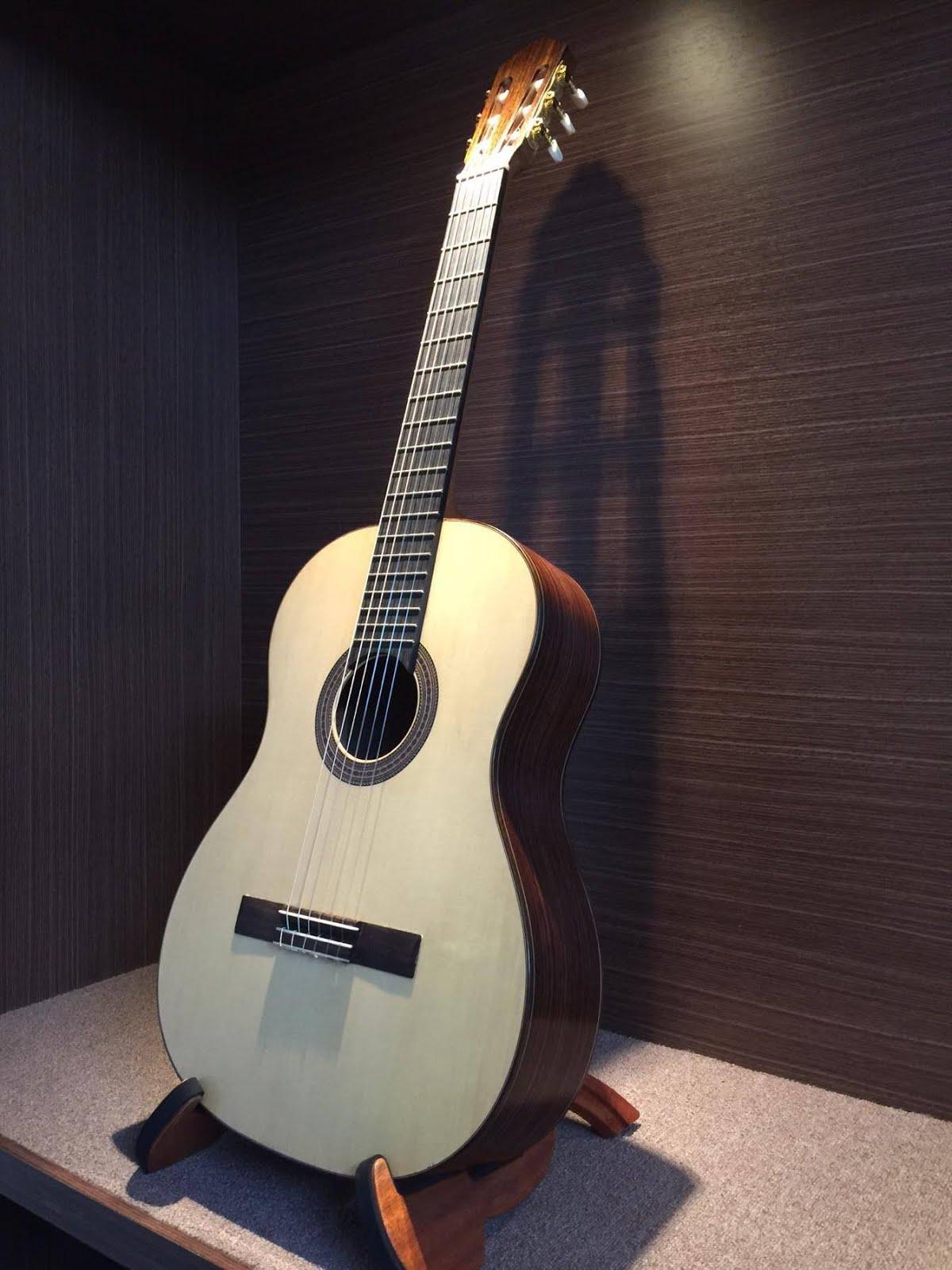 Torres托雷斯樂器股份有限公司: 臺灣吉他名匠 - 許峻源
