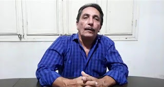 Em Sapé, ex-prefeito Zé Feliciano é boicotado já por trés vexes no momento de sua live semanal