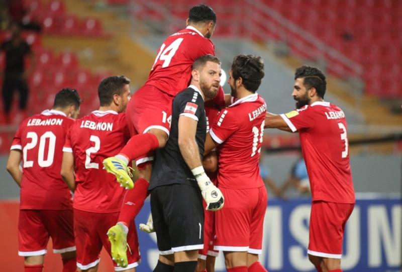 نتيجة مشاهدة مباراة لبنان وفلسطين اليوم الإثنين 05/08/2019 بطولة اتحاد غرب آسيا