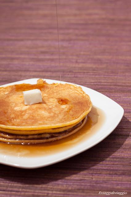 Pancakes di Nigella gluten-free