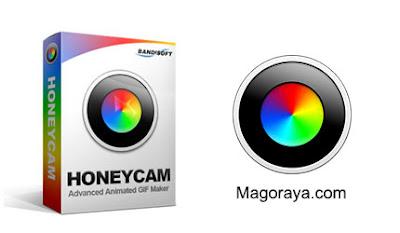 تحميل برنامج صانع الافلام المتحركة Honeycam GIF Maker للكمبيوتر