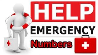 Emergency Numbers in Dubai