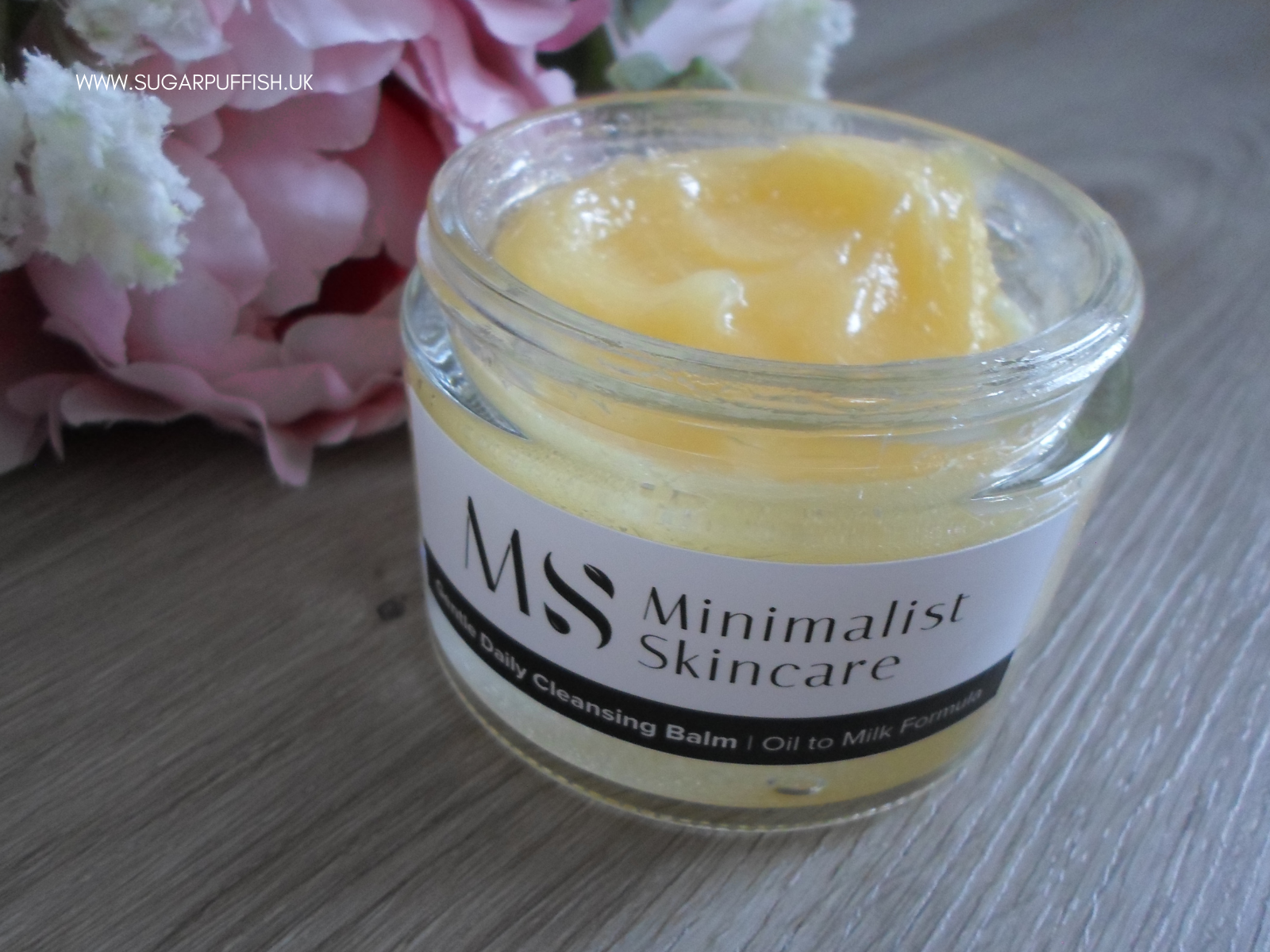 Review Minimalist Skincare Gentle Daily Cleansing Balm - Fragrance Free