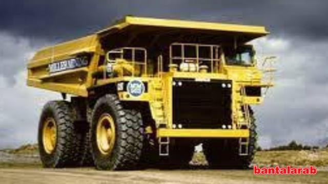معدات البناء الثقيلة