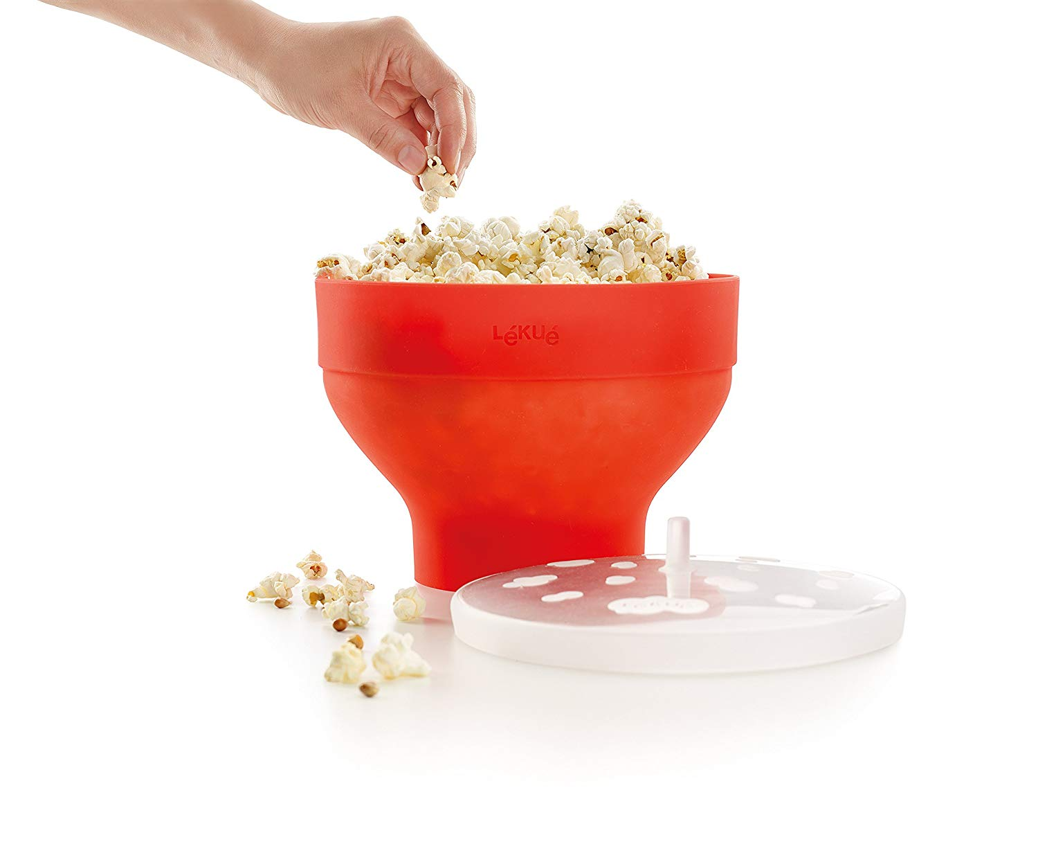 Microwave Popcorn Popper Buy on Amazon