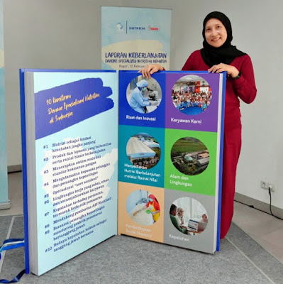Danone Sepecialized Nutrition Indonesia