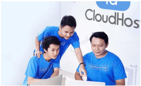 IDCloudHost Web Hosting SSD Terbaik Indonesia