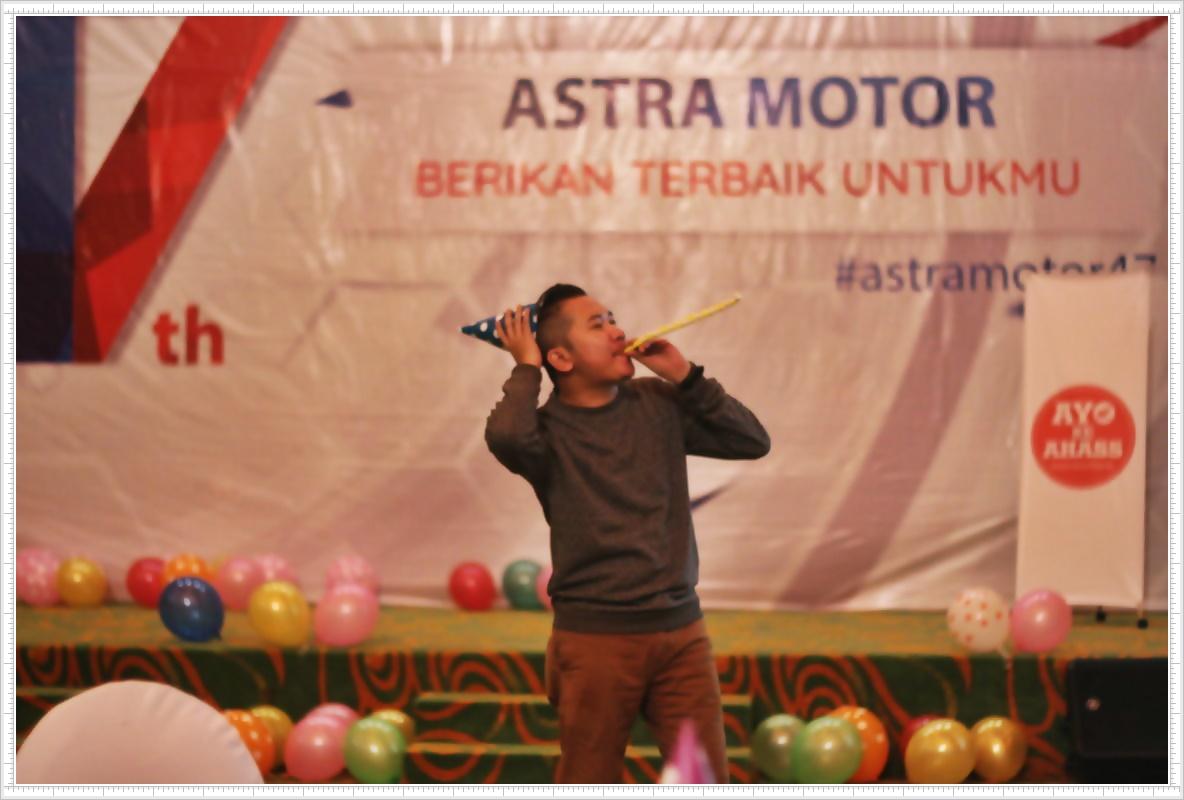 Astra Motor Rayakan Hari jadi ke 47