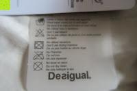 Info: Desigual Damen A-Linie Kleid, VEST_ALTAÍR Knielang mit Print