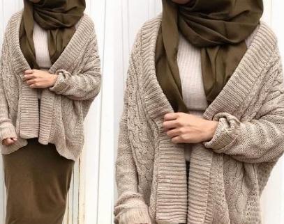Hijab Stylish Wangi