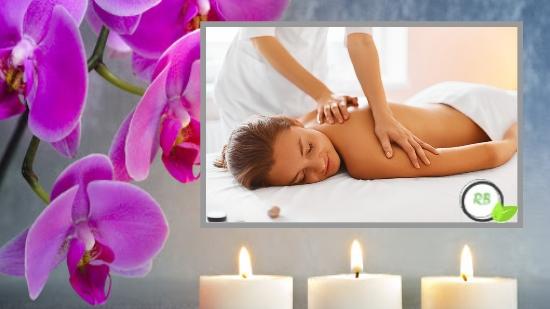 Déroulement d'une séance de massage;