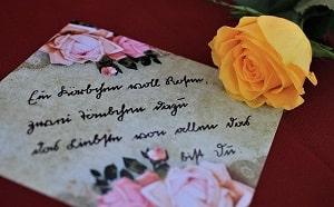 40+ Puisi Cinta Romantis Terbaru