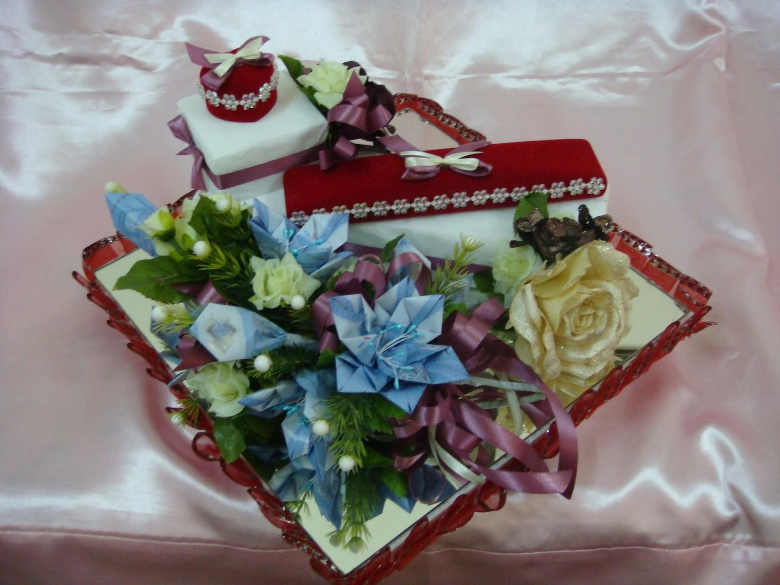 Nn Craft Amp Chocolates Gubahan Hantaran Dusty Rose Amp Off