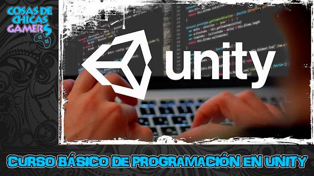 curso basico de programación de unity por Elena Blanes