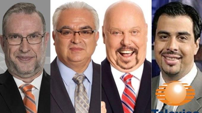 Televisa Deportes deja ir a siete grandes comentaristas
