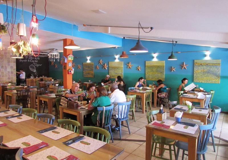 Bar e Restaurante em Porto de Galinhas