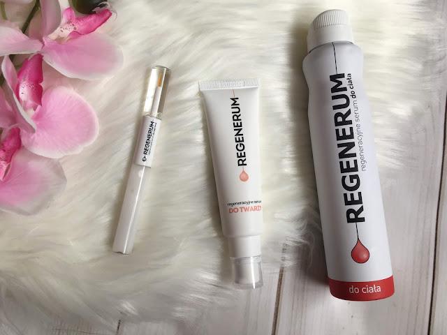 [REGENERUM] trzy wspaniałe produkty, które warto mieć
