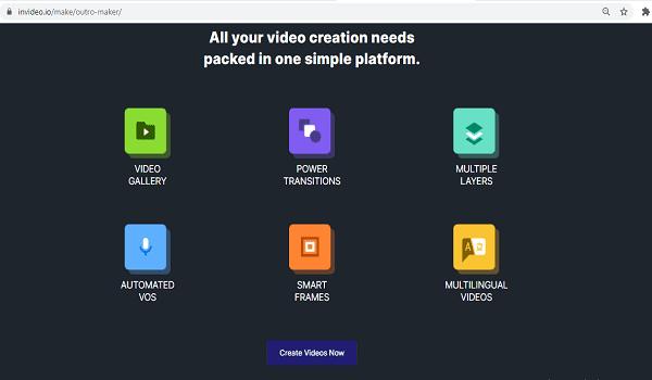 aplikasi Invideo untuk edit video online