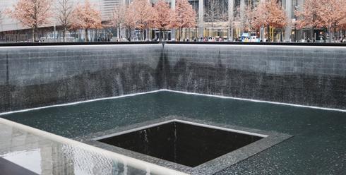 911 Memorial NYC