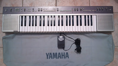 Yamaha PS55 Keyboard