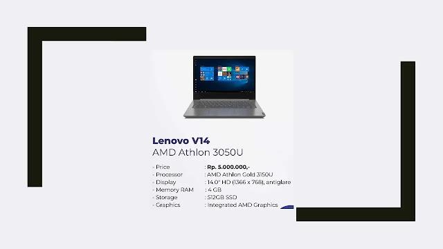 Laptop Lenovo V14