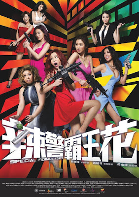 Special Female Force 2016 Dual Audio BRRip 480p 300Mb