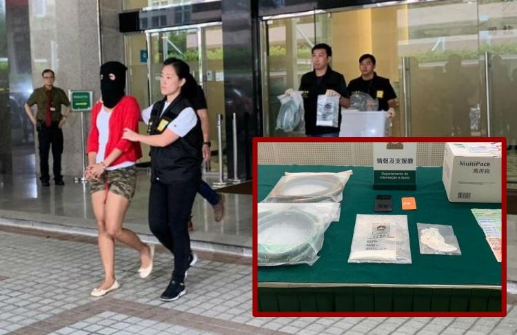 Terima Paketan dari Hong Kong Berisi Narkoba, Buruh Migran di Macau Ditangkap Polisi