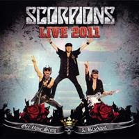 [2011] - Get Your Sting And Blackout [Live] (2CDs)