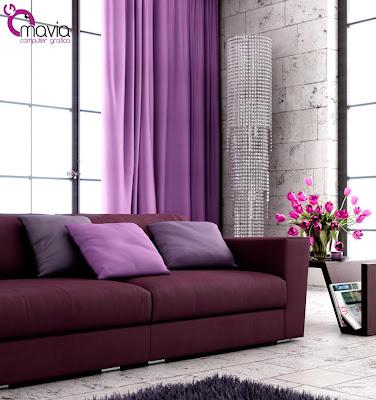 Arredamento di interni realizzazione cataloghi tessuti for Arredo casa tende