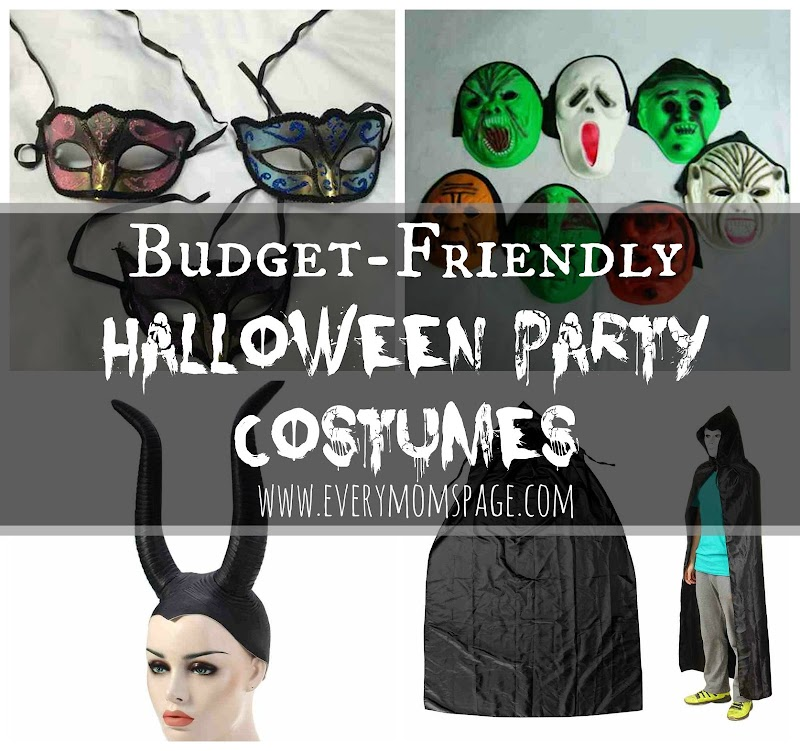 Budget-Friendly Halloween Party Costumes