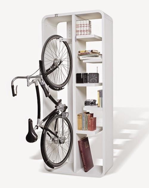 estanteria para guardar bicicletas