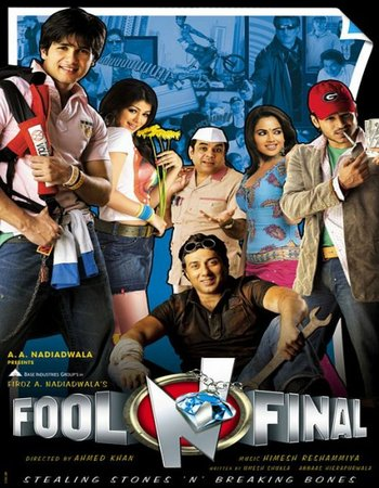 Fool N Final (2007) Hindi DVDRip 700MB