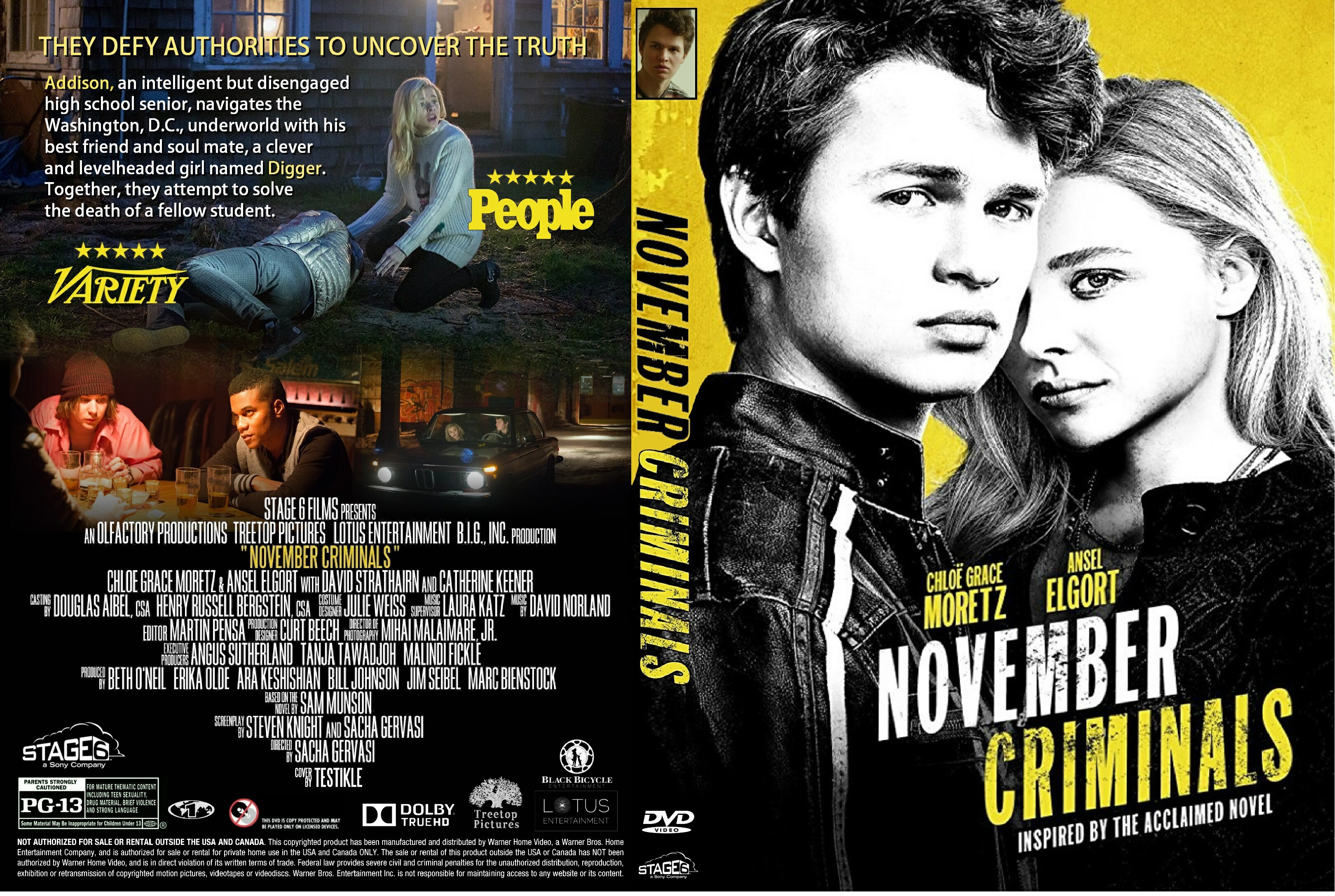 Popular movie dvd case cover downloads