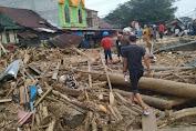 Gubernur Sulsel Laporkan Bencana Banjir Bandang Masamba Kepada Presiden Jokowi