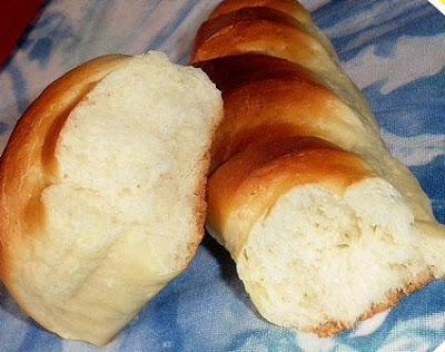 les baguettes خبز الباجيت هش كالقطن